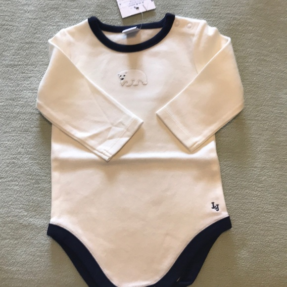 96779a065b14 Janie and Jack baby boy bodysuit